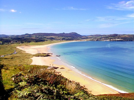 Donegal Ireland Is Near Excellent Beaches Including Ballymastoker